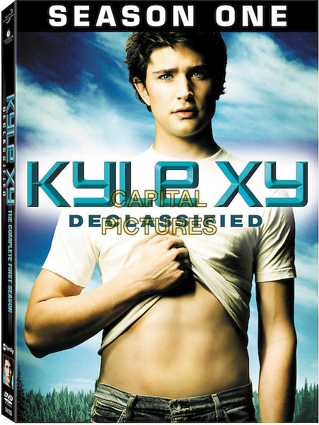 POSTER.in Kyle XY .**Editorial Use Only**.CAP/FB.Supplied by Capital Pictures