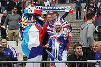 - UEFA EURO 2016: Frankreich vs. Island, Stade de France, Viertelfinale