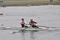 046 MarlowRC SEN.2‐..Marlow Regatta Committee Thames Valley Trial Head. 1900m at Dorney Lake/Eton College Rowing Centre, Dorney, Buckinghamshire. Sunday 29 January 2012. Run over three divisions.