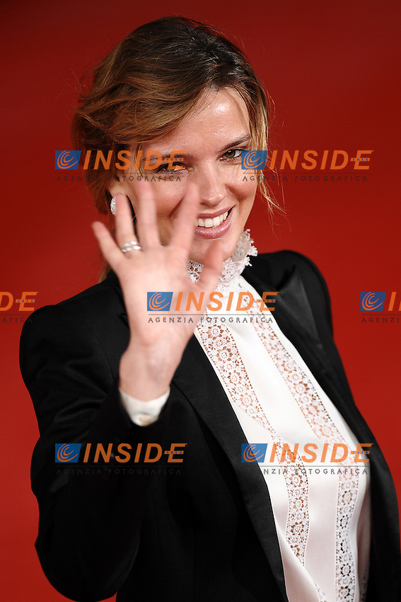 Christiane FILANGERI.Roma 28/10/2011 Auditorium.Festival Internazionale del Film di Roma.Foto Andrea Staccioli Insidefoto