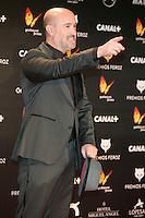 Javier Camara attends the Feroz Cinema Awards 2015 at Las Ventas, Madrid,  Spain. January 25, 2015.(ALTERPHOTOS/)Carlos Dafonte) /NortePhoto<br /> <br /> nortePhoto.com