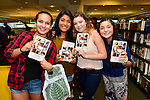 MIAMI, FL - AUGUST 01: General view of fans attending actress Chloe Grace Moretz to sign copies of the book 'If I Stay' at Barnes & Noble Booksellers on Friday August 1, 2014 in Miami, Florida. (Photo by Johnny Louis/jlnphotography.com)