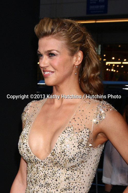 "LOS ANGELES - MAR 28:  Adrianne Palicki arrives at the ""G.I. Joe: Retaliation""  LA Premiere at the Chinese Theater on March 28, 2013 in Los Angeles, CA"