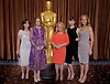 85TH OSCARS NOMINEES LUNCHEON.Nominees for Performance by an Actress in a Supporting Role for the 85th Academy Awards® attended the Oscar® Nominees Luncheon at the Beverly Hilton, Beverly Hills Monday, February 4, 2013. .Pictured here (left to right): Sally Field, Amy Adams, Jacki Weaver, Anne Hathaway and Helen Hunt..The 85th Academy Awards will be presented on Sunday, February 24, 2013, at the Kodak Theatre at Hollywood & Highland Center..MANDATORY PHOTO CREDIT: ©Wawrychuk/NEWSPIX INTERNATIONAL . .(Failure to by-line the photograph will result in an additional 100% reproduction fee surcharge. You must agree not to alter the images or change their original content)..            *** ALL FEES PAYABLE TO: NEWSPIX INTERNATIONAL ***..IMMEDIATE CONFIRMATION OF USAGE REQUIRED:Tel:+441279 324672..Newspix International, 31 Chinnery Hill, Bishop's Stortford, ENGLAND CM23 3PS.Tel: +441279 324672.Fax: +441279 656877.Mobile: +447775681153.e-mail: info@newspixinternational.co.uk