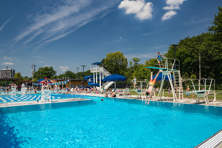 Grandview Heights Municipal Pool | MSA Architects