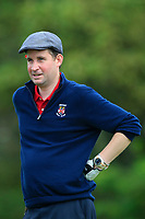 Ronan Mahon (Westport) on the 1st tee during the Final of the Junior Cup in the AIG Cups & Shields Connacht Finals 2019 in Westport Golf Club, Westport, Co. Mayo on Thursday 8th August 2019.<br /> <br /> Picture:  Thos Caffrey / www.golffile.ie<br /> <br /> All photos usage must carry mandatory copyright credit (© Golffile | Thos Caffrey)