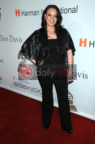 Faith Evans<br />at the Salute To Icons Clive Davis Pre-Grammy Gala. Beverly Hilton Hotel, Beverly Hills, CA. 02-07-09<br />Dave Edwards/DailyCeleb.com 818-249-4998