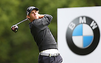 Thomas Pieters - BMW Golf at Wentworth - Day 1 - 21/05/15 - MANDATORY CREDIT: Rob Newell/GPA/REX -