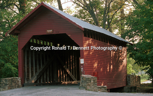 Covered bridge Thurmont Maryland, covered bridge, bridge,  Old Line State, Free State, Fine Art Photography by Ron Bennett, Fine Art, Fine Art photography, Art Photography, Copyright RonBennettPhotography.com ©