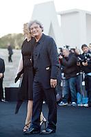 Roma, 5 Giugno, 2013. Mario Martone al 'One Night Only' Roma organizzato da Giorgio Armani al Palazzo della Civilta Italiana.
