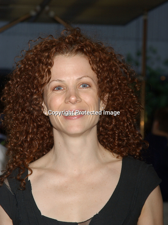 """Elizabeth Parkinson of """"Moving On""""                               ..at the Broadway Cares/Equity Fights Aids 17th Annual ..Broadway Flea Market on September 21, 2003 at Shubert Alley . Photo By Robin Platzer, Twin Images.."""