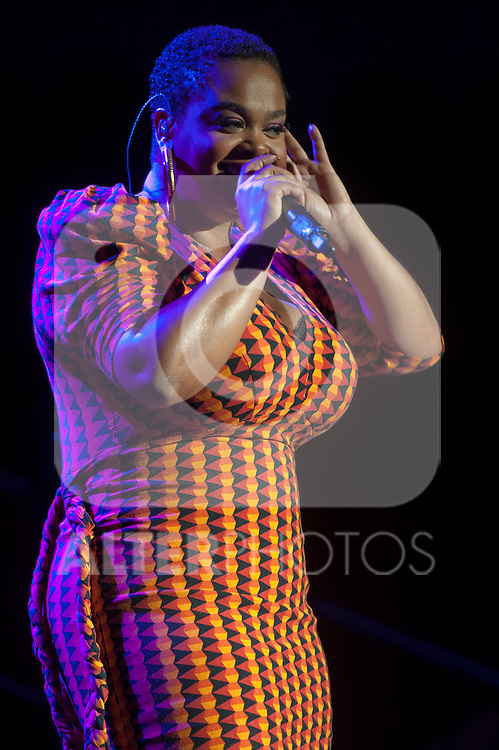 Jill Scott in concert .July 15, 2012. (ALTERPHOTOS/Ricky)