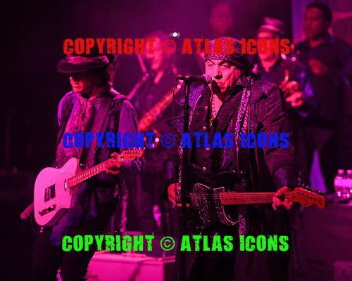 FORT LAUDERDALE FL - OCTOBER 26: Steven Van Zandt of Little Steven and The Disciples of Soul performs at Revolution on October 26, 2017 in Fort Lauderdale, Florida. : Credit Larry Marano © 2017