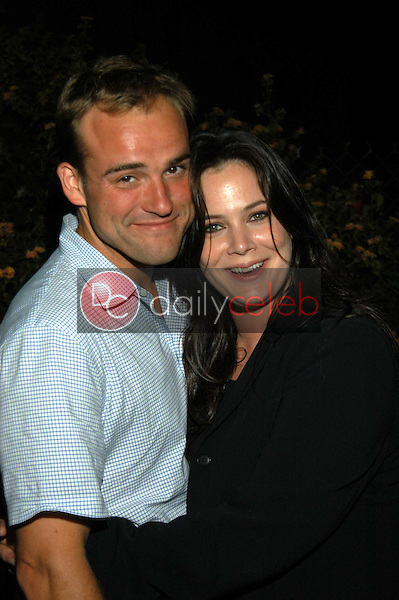 David Deluise and Liza Snyder