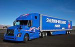 Sherwin-Williams truck 2015