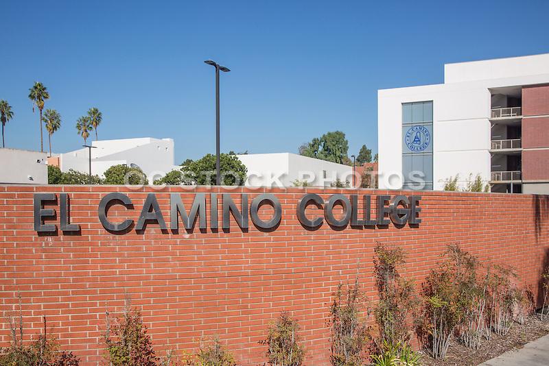 El Camino College in Torrance