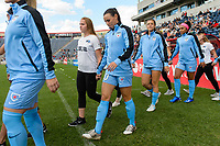 Bridgeview, IL - Sunday June 25, 2017: Vanessa DiBernardo during a regular season National Women's Soccer League (NWSL) match between the Chicago Red Stars and Sky Blue FC at Toyota Park. The Red Stars won 2-1.