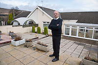 COPY BY TOM BEDFORD<br /> Pictured: Home owner Robin Waistell<br /> Re: A homeowner whose bungalow is towered over by Japanese knotweed on a railway line has won a four-year legal fight for compensation by Network Rail.<br /> Robin Waistell claimed he was unable to sell because the rail body had ignored requests to tackle the invasive weed on the bank behind his home in Maesteg.<br /> The case was seen as a likely test for homeowners whose property is blighted by knotweed on railway embankments.<br /> Network Rail said it would be &quot;reviewing the judgement in detail&quot;.<br /> It is understood the rail infrastructure body was refused immediate leave to appeal against the ruling.<br /> Network Rail faces potential legal costs running into six figures after losing the case in Cardiff bought by Mr Waistell and a neighbour.<br /> Widower Mr Waistell, 70, had moved to the bungalow from Spain after his wife died.<br /> He had hoped to return to the sun, but found his property sale stymied by the knotweed growing on adjacent Network Rail land and was asking for &pound;60,000 compensation for loss of value.