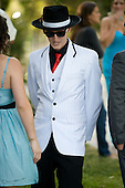 05/22/10, Fullerton Ca.; My youngest son Connor is looking good prior to his senior prom at the Long Beach Aquarium.
