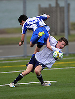 150513 College Football - St Pats Town 2nd XI v PNBHS 2nd XI