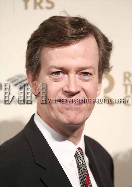 Dylan Baker attends the Roundabout Theatre Company's  50th Anniversary Gala at The Waldorf-Astoria on February 29, 2016 in New York City.