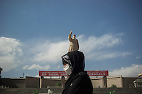 Kashi, Xinjiang Province, May 2014 - The People's Square