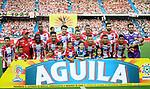 Junior venció como local 3-0 a La Equidad. Fecha 1 Liga Águila II-2017.