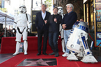MAR 08 Mark Hamill Honored With Star On The Hollywood Walk Of Fame