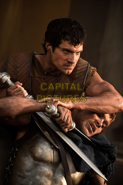Henry Cavill .in Immortals.*Filmstill - Editorial Use Only*.CAP/FB.Supplied by Capital Pictures.