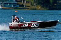 """Dave Greenlaw, Jr., JS-99 """"Veri Cherri"""" (Jersey Speed Skiff)"""