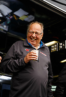 Apr 23, 2017; Baytown, TX, USA; NHRA top fuel team owner Connie Kalitta during the Springnationals at Royal Purple Raceway. Mandatory Credit: Mark J. Rebilas-USA TODAY Sports