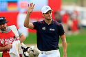 Martin Kaymer (GER) in action during the final round of the Abu Dhabi HSBC Golf Championship played at Abu Dhabi Golf Club, UAE 16-19 January 2014.(Picture Credit / Phil Inglis)