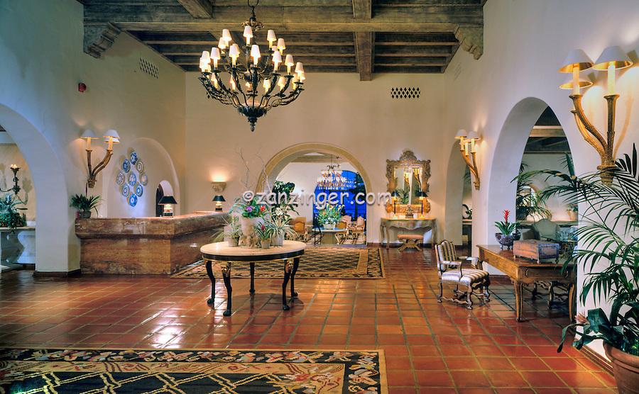 Biltmore, Four Seasons, Santa Barbara, CA, Luxury Hotel, Grand Lobby, Travel, Destination, View, Unique, Quality