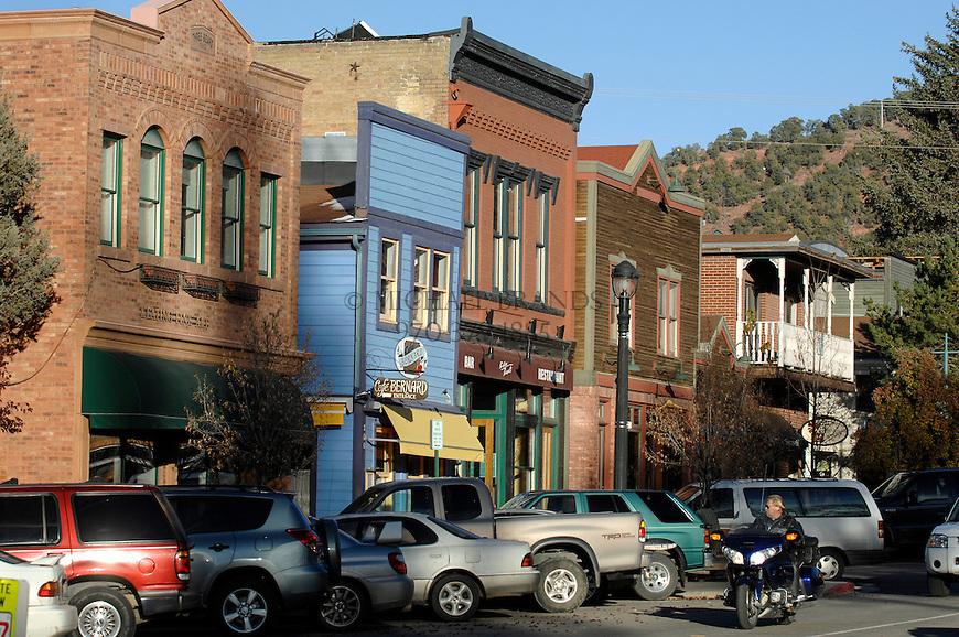 Downtown Basalt, CO. © Michael Brands.