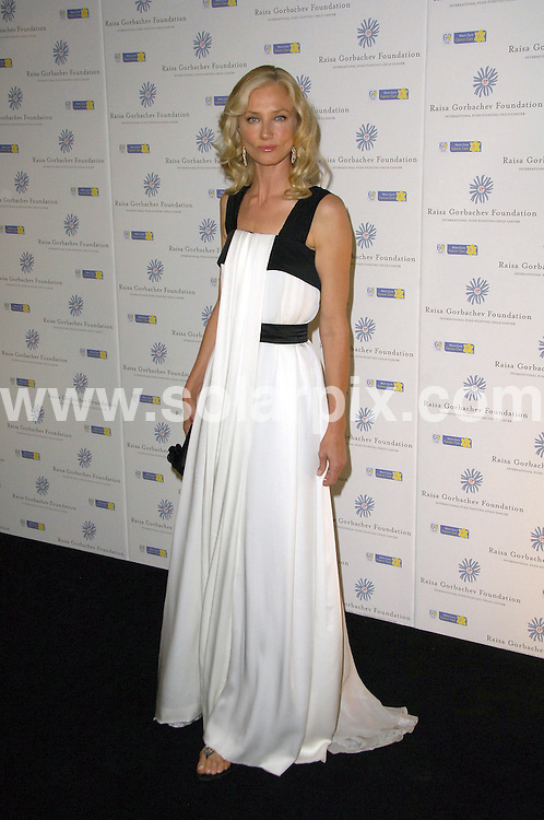 **ALL ROUND PICTURES FROM SOLARPIX.COM**.**WORLDWIDE SYNDICATION RIGHTS**.arrivals at The Raisa Gorbachev Foundation, Third Annual Gala Dinner. Held at the Stud House, Hampton Court Palace, London, UK. 7th June 2008..This pic: Joely Richardson..JOB REF: 6586 MSR    DATE: 07_06_2008.**MUST CREDIT SOLARPIX.COM OR DOUBLE FEE WILL BE CHARGED* *UNDER NO CIRCUMSTANCES IS THIS IMAGE TO BE REPRODUCED FOR ANY ONLINE EDITION WITHOUT PRIOR PERMISSION*