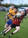 Seneschalstown John Smith, Rathkenny Donal Curtis. Photo:Colin Bell/pressphotos.ie