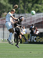 . Los Angeles Sol defeated FC Gold Pride 2-0 at Buck Shaw Stadium in Santa Clara, California on May 24, 2009.