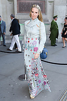 Alice Naylor-Leyland<br /> at the at the V&A Museum Summer Party 2017, London. <br /> <br /> <br /> ©Ash Knotek  D3286  21/06/2017