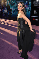 Hannah John-Kamen at the premiere for &quot;Ready Player One&quot; at The Dolby Theatre, Los Angeles, USA 26 March 2018<br /> Picture: Paul Smith/Featureflash/SilverHub 0208 004 5359 sales@silverhubmedia.com