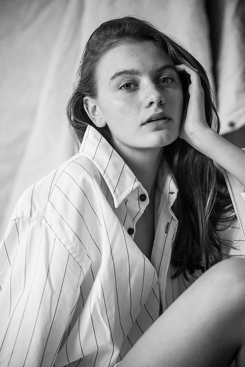 Azalea Models, Ella Bird Test Shoot.  Photo: Nick Clayton