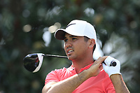 Jason Day (AUS) tees off the 15th tee during Thursday's Round 1 of the 2017 PGA Championship held at Quail Hollow Golf Club, Charlotte, North Carolina, USA. 10th August 2017.<br /> Picture: Eoin Clarke | Golffile<br /> <br /> <br /> All photos usage must carry mandatory copyright credit (&copy; Golffile | Eoin Clarke)