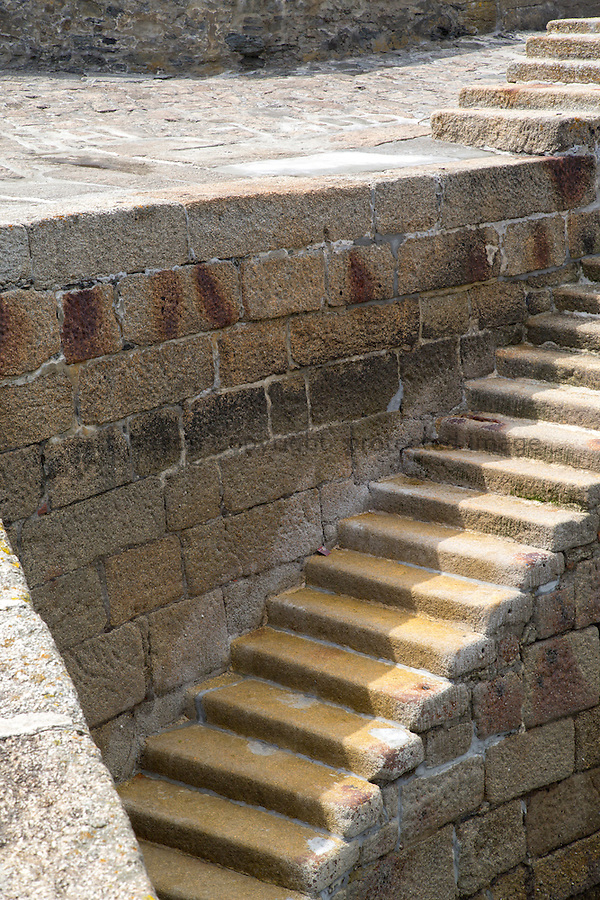 Harbour steps