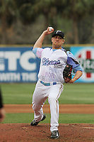 04.06.2014 - MiLB Salem vs Myrtle Beach