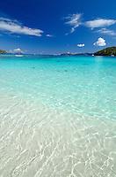 Hawksnest Beach<br /> Virgin Islands National Park<br /> St. John<br /> U.S. Virgin Islands