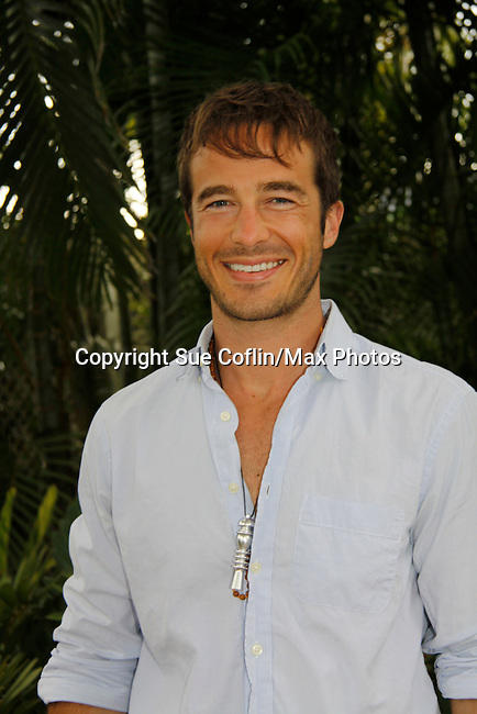 Ryan Carnes -  Actor from General Hospital donated his time to Southwest Florida 16th Annual SOAPFEST - a celebrity weekend May 22 thru May 25, 2015 benefitting the Arts for Kids and children with special needs and ITC - Island Theatre Co. as it presented A Night of Stars on May 23 , 2015 at Bistro Soleil, Marco Island, Florida. (Photos by Sue Coflin/Max Photos)