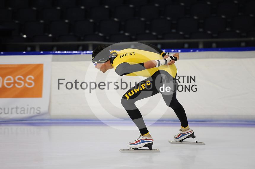 SCHAATSEN: HEERENVEEN: 26-09-2017, IJSSTADION THIALF, Topsporttraining, ©foto Martin de Jong
