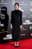 Nerea Barros attends to 'Morir para contar' film premiere during the Madrid Premiere Week at Callao City Lights cinema in Madrid, Spain. November 13, 2018. (ALTERPHOTOS/A. Perez Meca) /NortePhoto.com