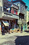 Street Scene, Sinop 1971