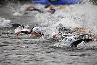 Parc Bryn Bach Triathlon 20010919
