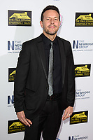 LONDON, UK. September 22, 2018: Lee Latchford Evans at the Paul Strank Charitable Trust Annual Gala at the Bank of England Club, London.<br /> Picture: Steve Vas/Featureflash